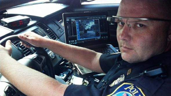 tecnología policial